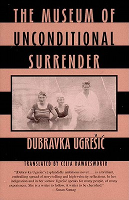The Museum of Unconditional Surrender Cover Image