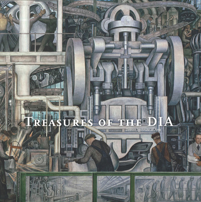 Cover for Treasures of the Detroit Institute of Arts