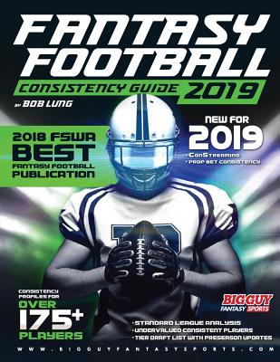 2019 Fantasy Football Consistency Guide Cover Image