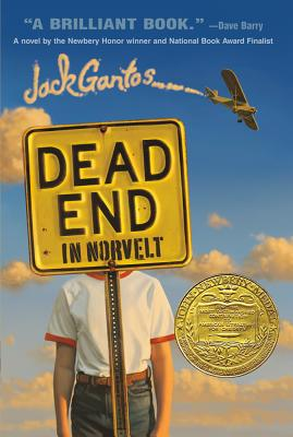 Dead End in Norvelt (Norvelt Series #1) Cover Image