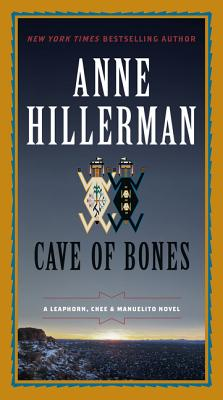 Cave of Bones: A Leaphorn, Chee & Manuelito Novel Cover Image