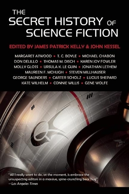 The Secret History of Science Fiction Cover