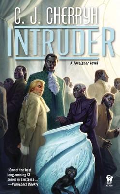 Cover for Intruder (Foreigner #13)