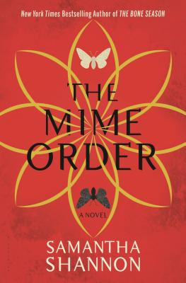 The Mime Order: The Bone Season Cover Image
