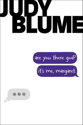Are You There God? It's Me, Margaret. Cover Image