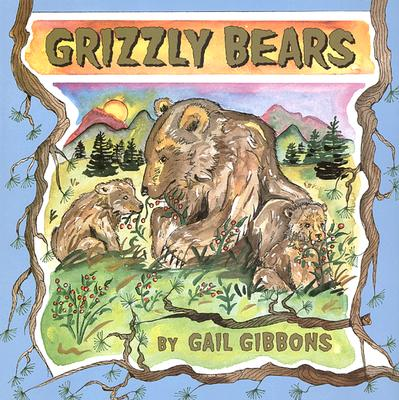 Cover for Grizzly Bears