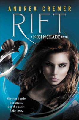 Rift: A Nightshade Novel Cover Image