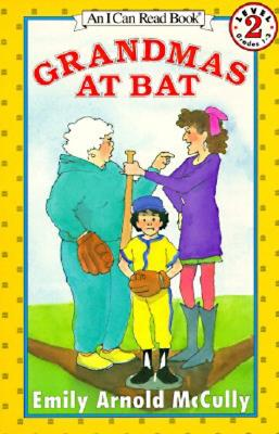 Grandmas at Bat (I Can Read Level 2) Cover Image