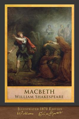 Macbeth: Illustrated Shakespeare Cover Image