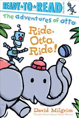 Ride, Otto, Ride! Cover