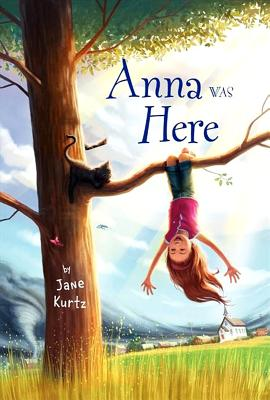 Anna Was Here Cover