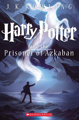 Harry Potter and the Prisoner of Azkaban (Book 3) Cover Image