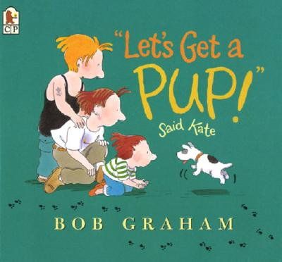 Let's Get a Pup! Said Kate Cover Image