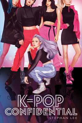 K-pop Confidential Cover Image