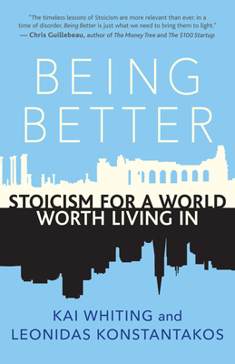 Cover for Being Better