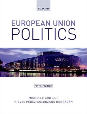 Cover for European Union Politics