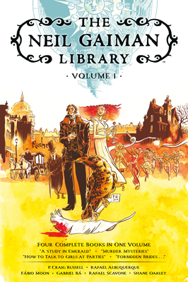 The Neil Gaiman Library Volume 1 Cover Image