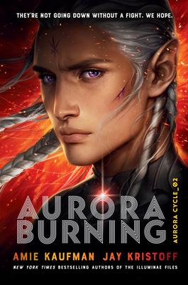 Aurora Burning (The Aurora Cycle #2) cover