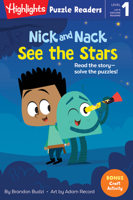 Nick and Nack See the Stars (Highlights Puzzle Readers) Cover Image