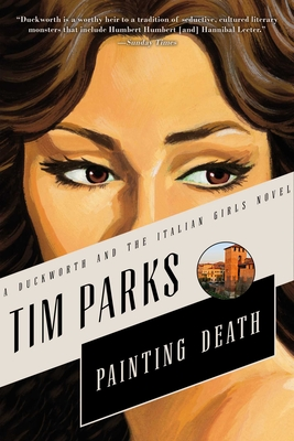 Painting Death: A Novel Cover Image