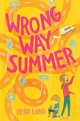 Wrong Way Summer Cover Image
