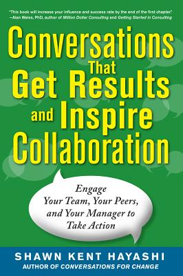 Conversations That Get Results and Inspire Collaboration Cover