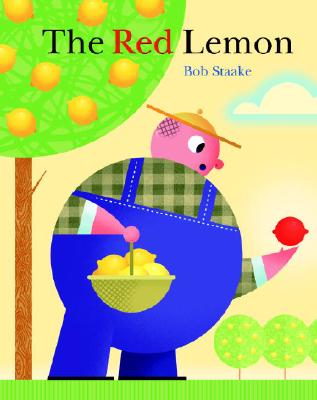 The Red Lemon Cover