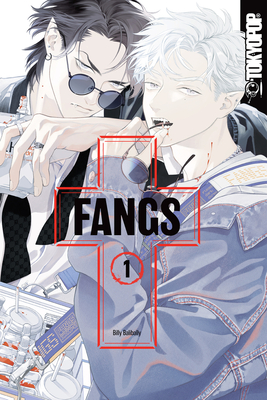 Cover for FANGS, Volume 1