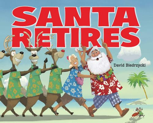 Santa Retires Cover