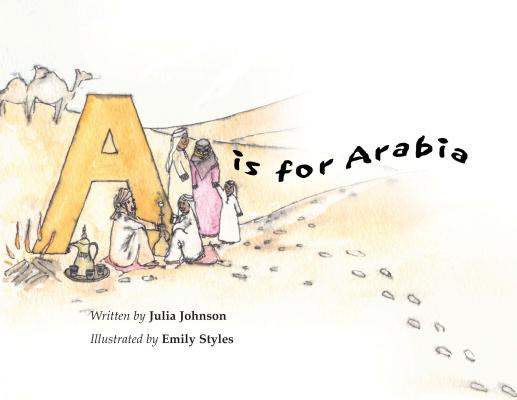 A is for Arabia Cover