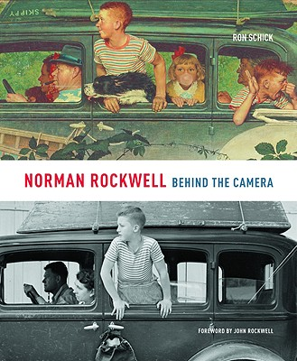 Norman Rockwell Cover