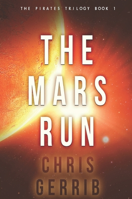 Cover for The Mars Run