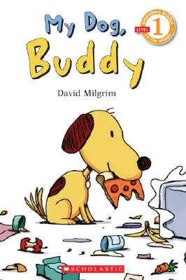 Scholastic Reader Level 2: My Dog, Buddy Cover Image