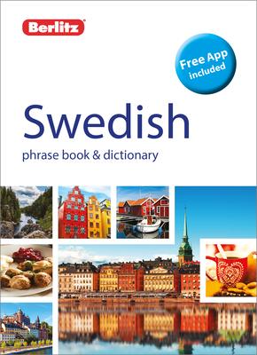 Berlitz Phrase Book & Dictionary Swedish (Bilingual Dictionary) Cover Image