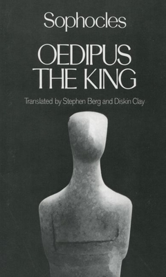 Oedipus the King: Sophocles (Greek Tragedy in New Translations) Cover Image
