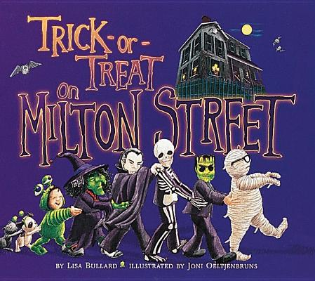 Trick-Or-Treat on Milton Street Cover Image