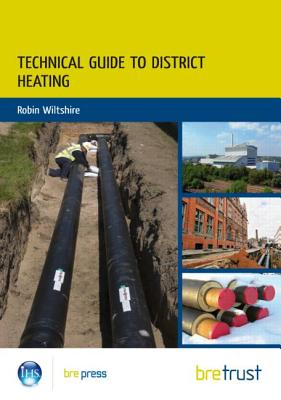 Technical Guide to District Heating Cover Image