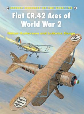 Fiat CR.42 Aces of World War 2 Cover Image