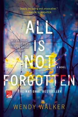 All Is Not Forgotten: A Novel Cover Image