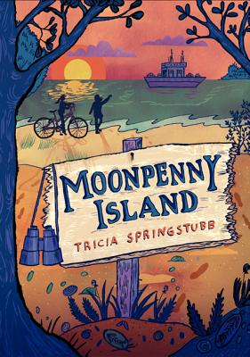 Moonpenny Island Cover