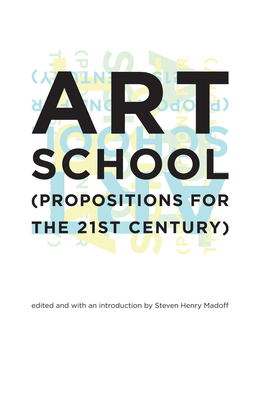 Cover for Art School