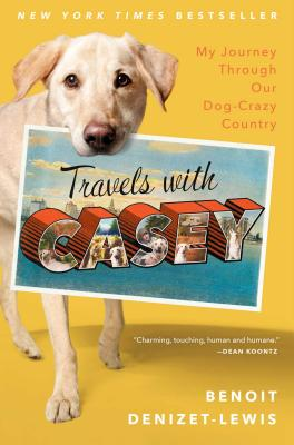 Travels with Casey Cover