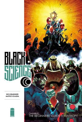 Black Science Premiere Hardcover cover image