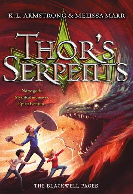 Thor's Serpents Cover Image