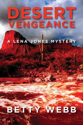 Desert Vengeance (Lena Jones #9) Cover Image
