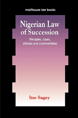 Nigerian Law of Succession Cover Image