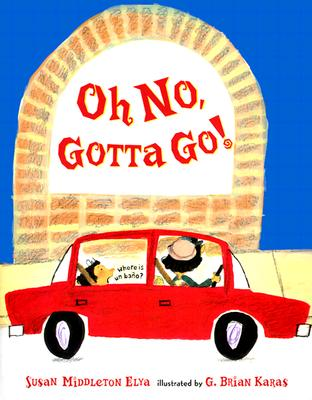 Cover for Oh No, Gotta Go!