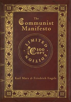 The Communist Manifesto (100 Copy Limited Edition) Cover Image