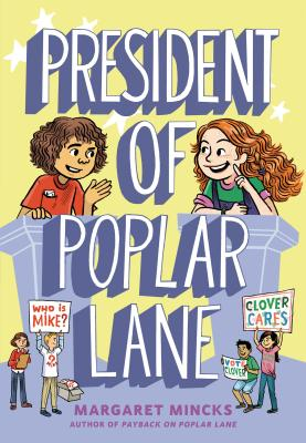 President of Poplar Lane Cover Image