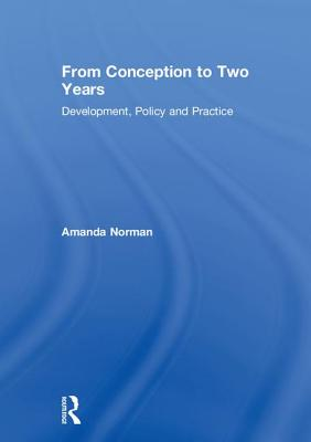From Conception to Two Years: Development, Policy and Practice Cover Image